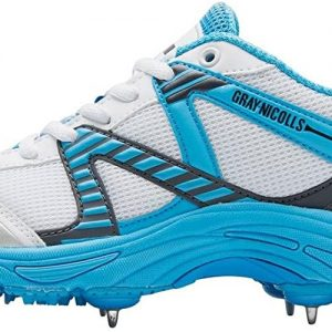 Gray Nicolls Velocity Blue Spiked Cricket Shoe