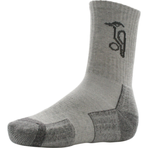 Kookaburra Club Cricket Socks (Grey)
