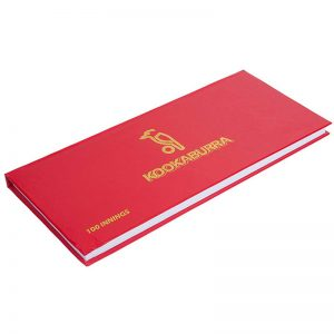 Kookaburra 100 Innings Cricket Scoring Book