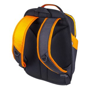 Grays Flash 50 Hockey Rucksack (Black/Orange)