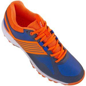 Grays Flash 2.0 Hockey Shoe (Navy/Orange)