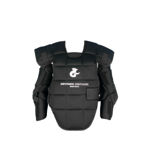 Gryphon S2 Goalkeeper Sentinel Body Suit (Black)