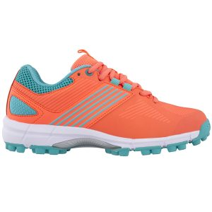 Grays Flash 2.0 Hockey Shoe (Coral/Teal)