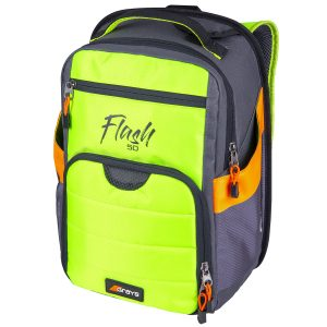 Grays Flash 50 Hockey Rucksack (Charcoal/Neon Volt)