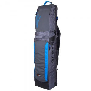 Grays Gamma Hockey Kitbag (Charcoal/Sky)