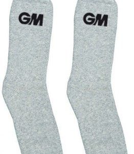 Gunn and Moore Premier Cotton Cricket Socks-Grey