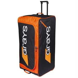 Grays GX800 Hockey Goalkeeper Holdall (Black/Orange)
