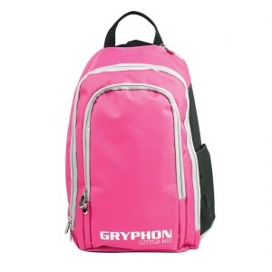 Gryphon Little Mo Hockey Backpack- Pink