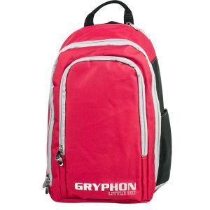 Gryphon Little Mo Hockey Backpack- Red