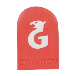 Gryphon S2 Goalkeeper Hand Deflectors (Red/White)