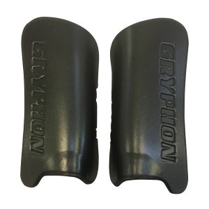 Gryphon S4 Goalkeeper Leg Guards (Black)