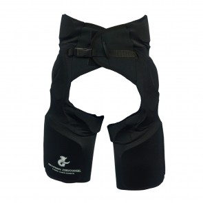 Gryphon S2 Goalkeeper Sentinel Padded Under Shorts (Black)