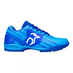 Kookaburra Neon Blue Junior Hockey Shoe
