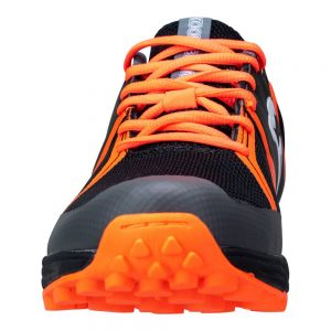 Kookaburra Convert Hockey Shoes – Grey/Orange