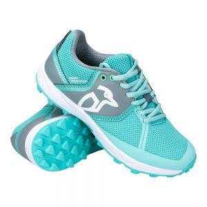 Kookaburra Aqua Junior Hockey Shoes