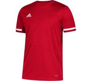 Newbury & Thatcham Hockey Club-Adidas Mens Red Training Shirt