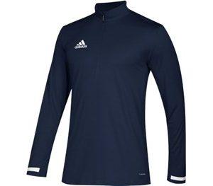 Brigg Hockey Club-Adidas Mens 1/4 Zip Jacket