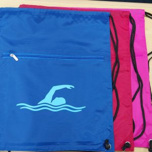 Swimming bag – Swimmer – Personalised