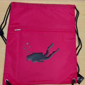 Swimming bag – Diver – Personalised
