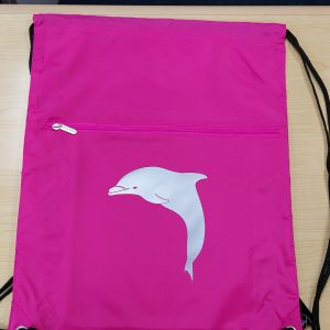 Swimming bag – Dolphin – Personalised