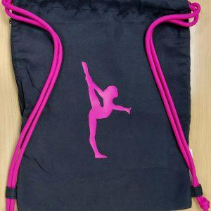 Gym bag – Gymnast Stood Personalised