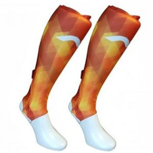 Mercian Hockey Shin Liners Orange