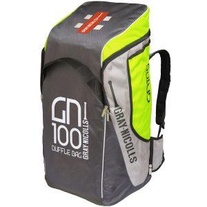 Gray Nicolls Cricket GN100 Duffle (Volt)