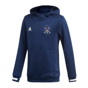 Brigg Hockey Club-adidas Junior Hooded Top