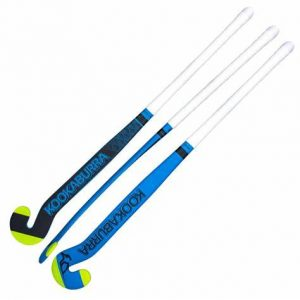 Kookaburra Divert Goalie Hockey Stick (Blue) 2020