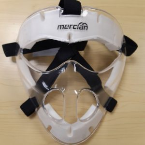 Mercian Hockey Junior Face Mask White