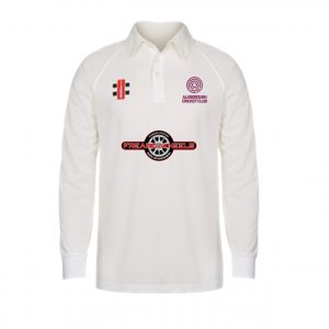 Alkborough CC Long Sleeve Playing Shirt – Adult