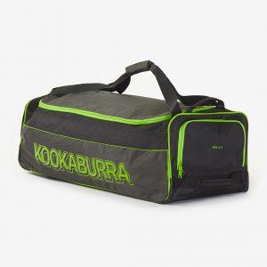 Kookaburra Pro 4.0 Wheelie Cricket Bag Black
